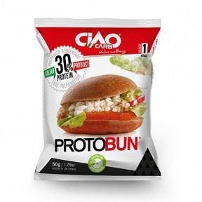 Rolo de Pão CiaoCarb Protobun Etapa 1 Natural 1 unidad 50 g