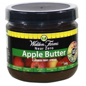 Walden Farms Apple Butter Fruit Spread 340 g