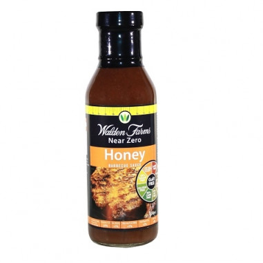 Sauce Barbecue Honey Walden Farms 355 ml