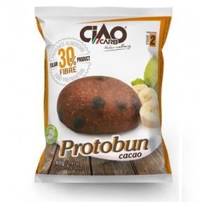 CiaoCarb Cocoa Protobun Stage 2 Bread Rolls 1 unit 50 g