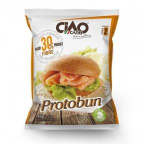 CiaoCarb Plain Protobun Stage 2 Bread Rolls 1 unit 50 g