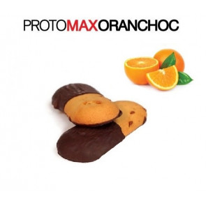 Biscuits CiaoCarb Protomax Oranchoc Phase 1 Orange et Chocolat 42 g