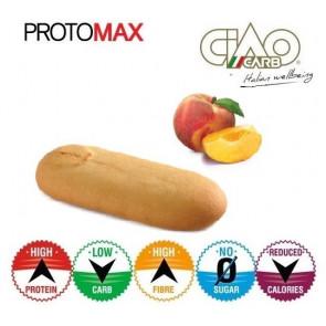 Pack de 10 Galletas CiaoCarb Protomax Fase 1 Melocotón