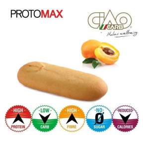 Pack de 10 Galletas CiaoCarb Protomax Fase 1 Albaricoque