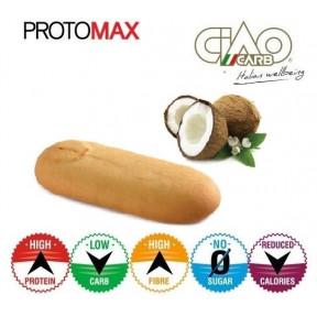 Pack de 10 Biscuits CiaoCarb Protomax Phase 1 Noix de Coco