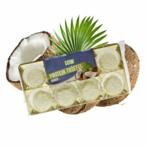LCW Coconut Protein Truffles 80 g