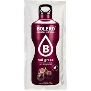Boissons Bolero goût Raisin Rouge 9 g