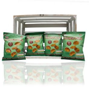 Pack de 36 Protein Pops Creme de leite e cebola