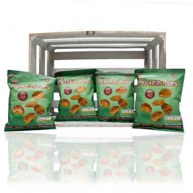 Pack of 36 Protein Pops Sour Cream and Onion