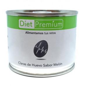 Clara de Ovo com Melão Enlatada Diet Premium 125 g