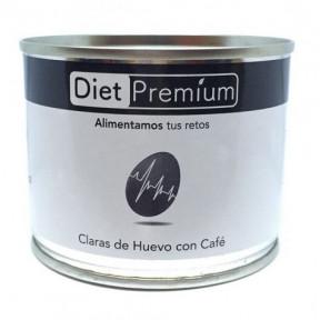 Claras de Huevo con Café en Lata Diet Premium 125 g