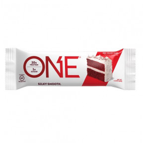 Bar Oh Yeah! ONE sabor Bolo Red Velvet 60 g