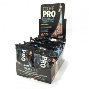 Pack de 24 Cookies Pro Recouverts de Chocolat au lait et Noix de Coco Alevo