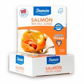 Salmão Norueguês no Suco Dumon 160 g