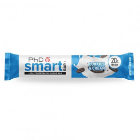 Smart Bar Cookies & Cream PhD 64g