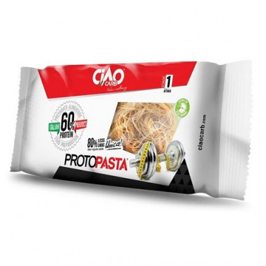 CiaoCarb Noodles Protopasta Stage 1 Long Shape Pasta 140 g