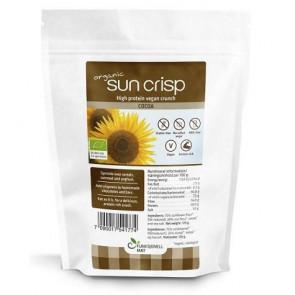 Crujientes de Girasol Organic Sun Crisp Cacao Sukrin 125g