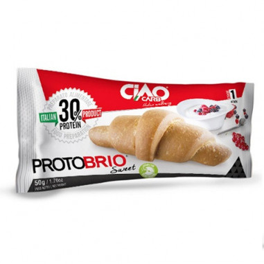 CiaoCarb Plain Sweet Protobrio Stage 1 Croissant