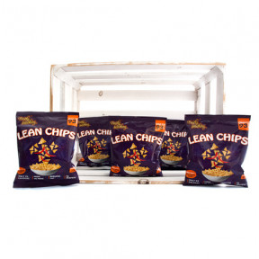 Pack of 36 Purely Snacking Lean Chips (Nachos) Thai Sweet Chilli