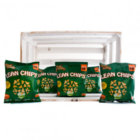 Pack of 36 Purely Snacking Lean Chips (Nachos) Sour Cream and Onion