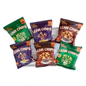 Pack Variado 3 paquetes de Lean Chips