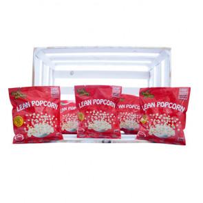 Pack de 36 Lean Popcorn (Pipoca de Proteina) Tomates Secos e Pesto Purely Snacking