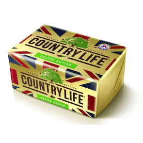 Manteiga com Sal Country Life 250 g