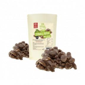 Rochers au Chocolat au Lait et Cacahuètes avec Stévia LCW 250 g