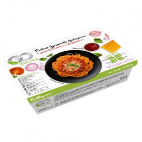 Espaguete de Proteína à Bolonhesa Go Natur Food 320 g