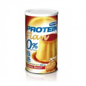 Préparation pour Flan Protéiné Quamtrax 360 g