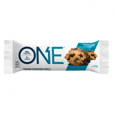 Barrita Oh Yeah!ONE sabor Choco Chip Cookie Dough 60 g