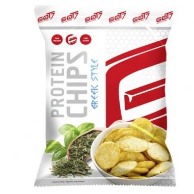 Got7 Protein Chips Greek Style 50g