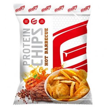 Chips Protéinées Got7 Barbecue Epice 50g