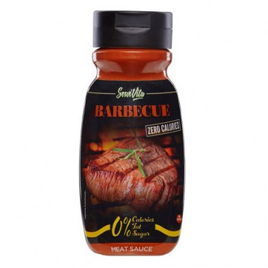 Salsa Barbacoa 0% Servivita 320 ml