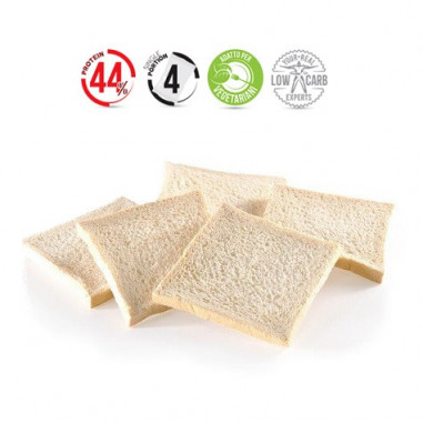 Biscottes Natures CiaoCarb Prototoast Phase 1 50 g Sachets Individuels
