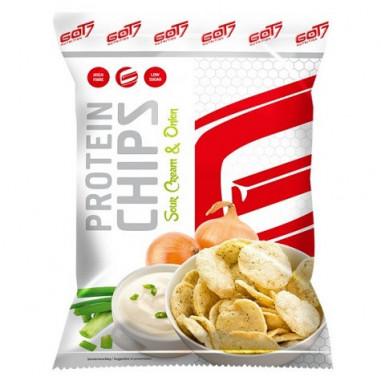 Chips Protéinées Got7 Crème Fraîche et oignon 23g