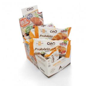 Pack de 40 Croissant CiaoCarb Protobrio Etapa 2 Doce Natural