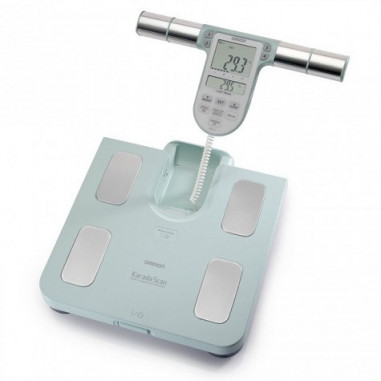 Omron BF511 Body Composition and Body Fat Monitor Bathroom Scale
