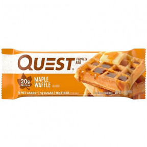 Quest Bar Protein Maple Waffle Flavor 60 g