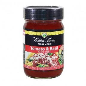 Salsa de Tomate y Albahaca Walden Farms 340 g