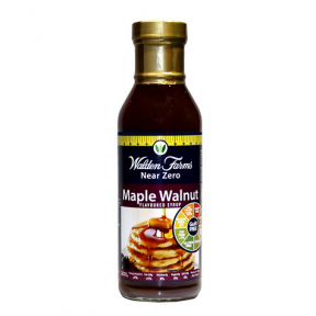 Sirop d'érable (Maple Walnut) Walden Farms 355 ml