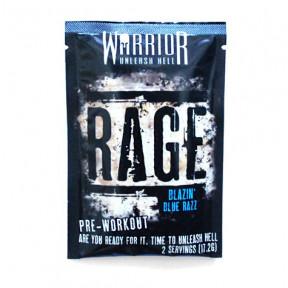 Warrior Pre-Workout Rage 17.2 g