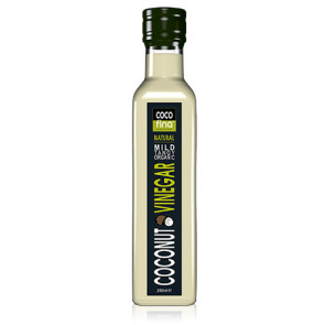 Vinaigre de Coco Bio goût Original Cocofina 250 ml