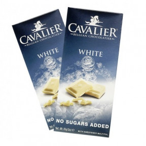 Cavalier White Chocolate 85 g