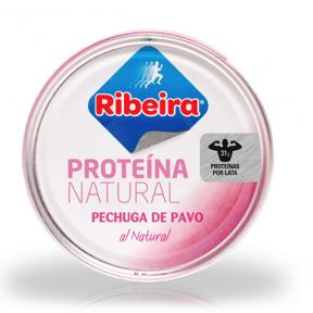 Peito de Peru ao Natural Ribeira 160 g