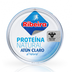 Atum Claro Natural Ribeira 160 g