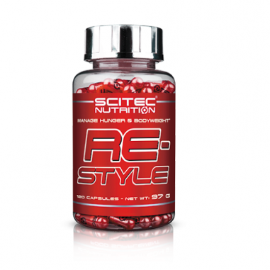 Restyle Manage Hunger & Bodyweight Scitec Nutrition, 120 Cápsules