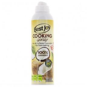 Aérosol de Cuisine à l'Huile de Coco Best Joy 500 ml