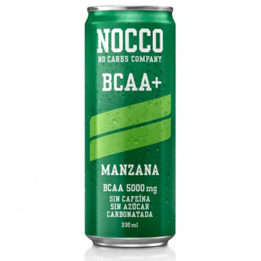 Nocco BCAA+ Apple 330 ml