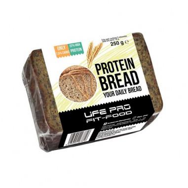 Pain de mie aux graines pauvre en glucides 250 g Life Pro